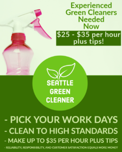Green contractor ad