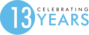 Image showing 13 years of business