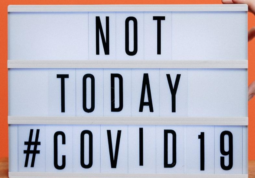 Not today #covid19